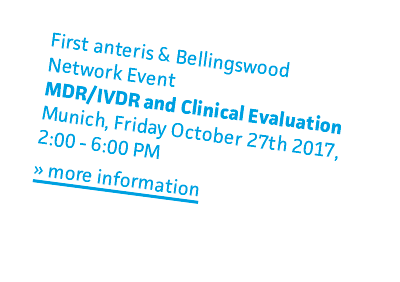 MDR/IVDR and Clinical Evaluation